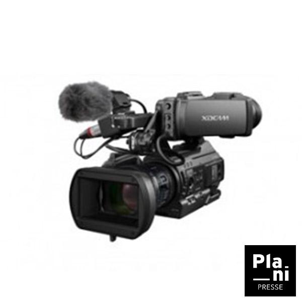 PLANIPRESSE | Caméra | Sony PMW 300