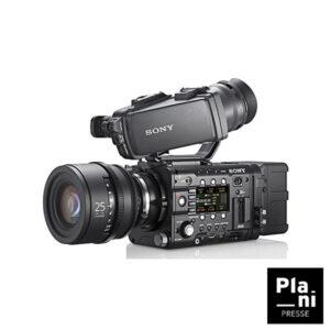 PLANIPRESSE | Caméra | Sony PMW F5