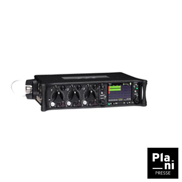 PLANIPRESSE | Mixettes + Enregistreurs| Sound Devices 633
