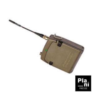 PLANIPRESSE | Systèmes HF | Wisycom émetteur MTP40