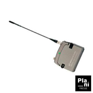 PLANIPRESSE | Systèmes HF | Wisycom émetteur MTP41