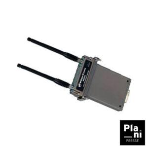 PLANIPRESSE | Systèmes HF | Wisycom récepteur double MCR42