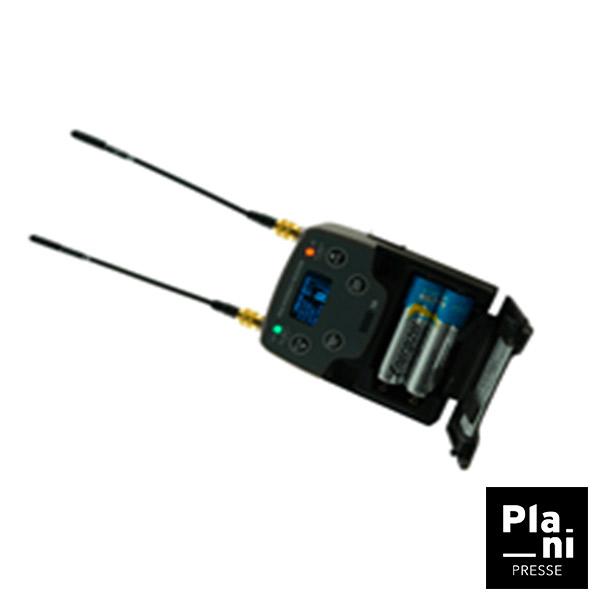PLANIPRESSE | Systèmes HF | Wisycom recepteur simple MPR30 eng