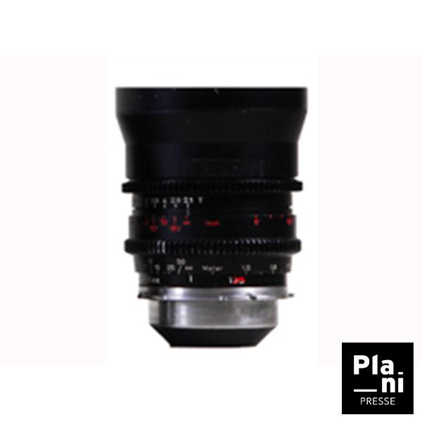 PLANIPRESSE   Optiques 35 MM   Zeiss Super Speed 135MM – T2.1