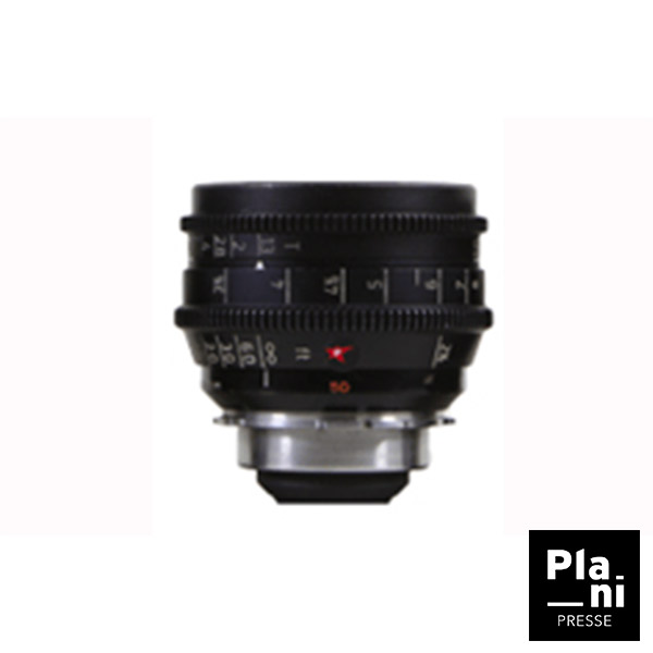 PLANIPRESSE | Optiques 35 MM | Zeiss Super Speed 50MM – T1.3